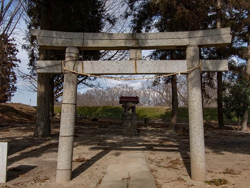 茶釜雷神(水神宮)