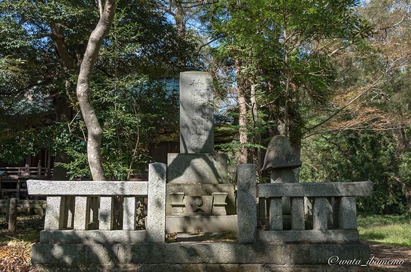 竹垣代官徳政之碑
