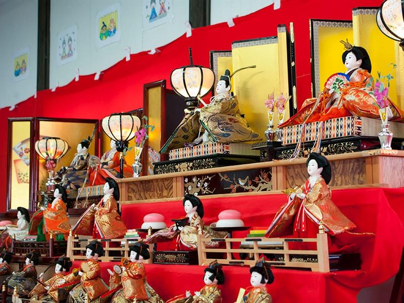 真壁のひな祭りはおもてなしが違う!居心地の良さで歴史ある町並みをしっかりアピールしていました♬(桜川市)