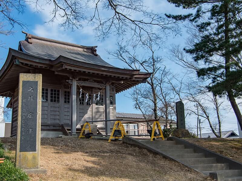 茨城町の大杉神社