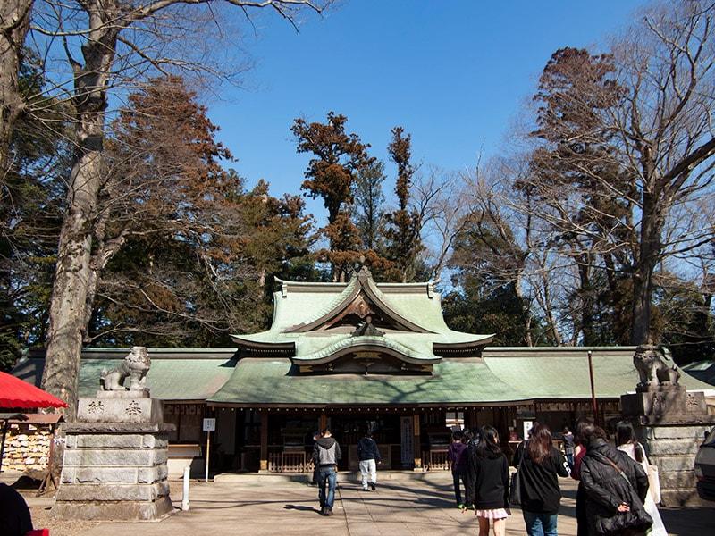 一言主神社の社殿