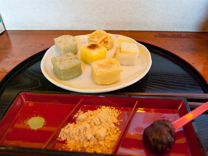 べっぴん焼き餅1