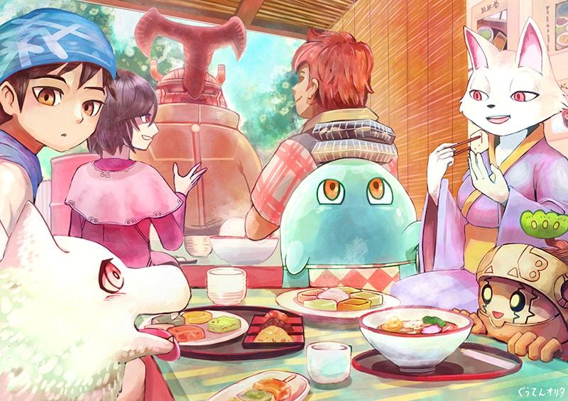一言主神社の目の前!のうらくの『べっぴん餅』は農家の愛情がたっぷり(常総市)