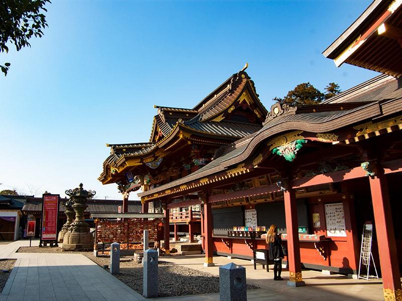 大杉神社本殿3