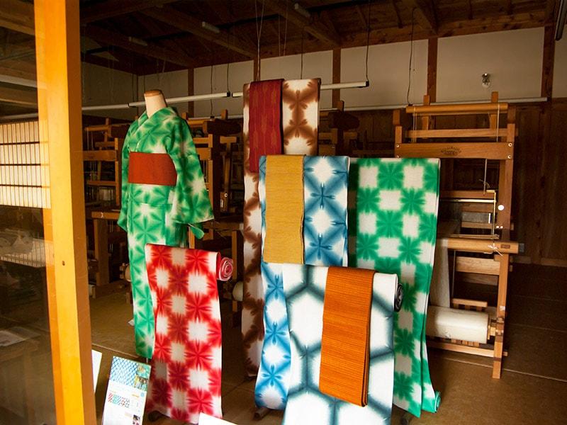 2000年の歴史!?茨城を代表する伝統工芸・結城紬(結城市)