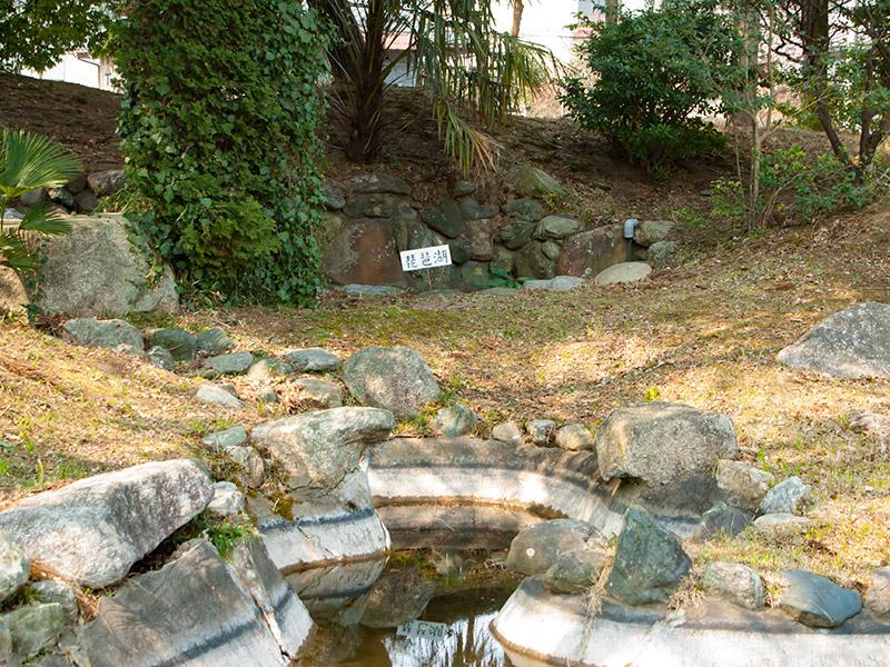 雄翔園・琵琶湖