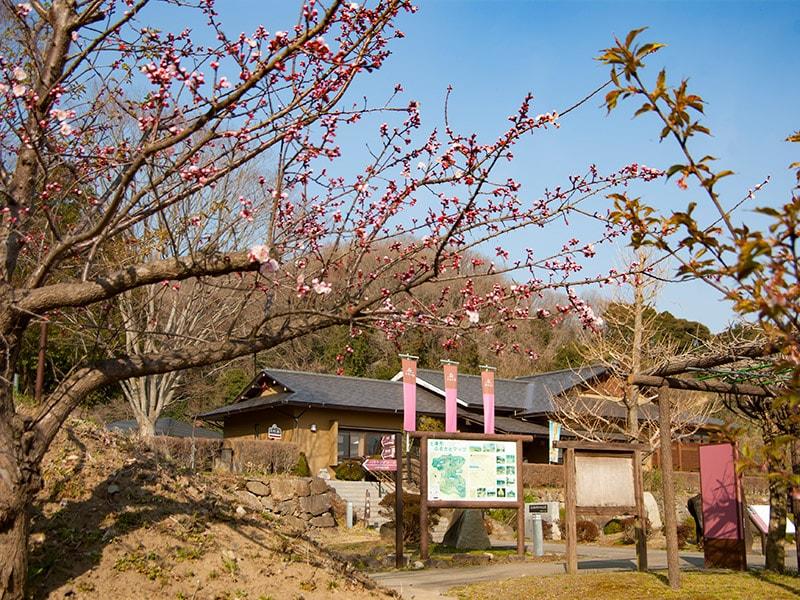 小町の館の外観