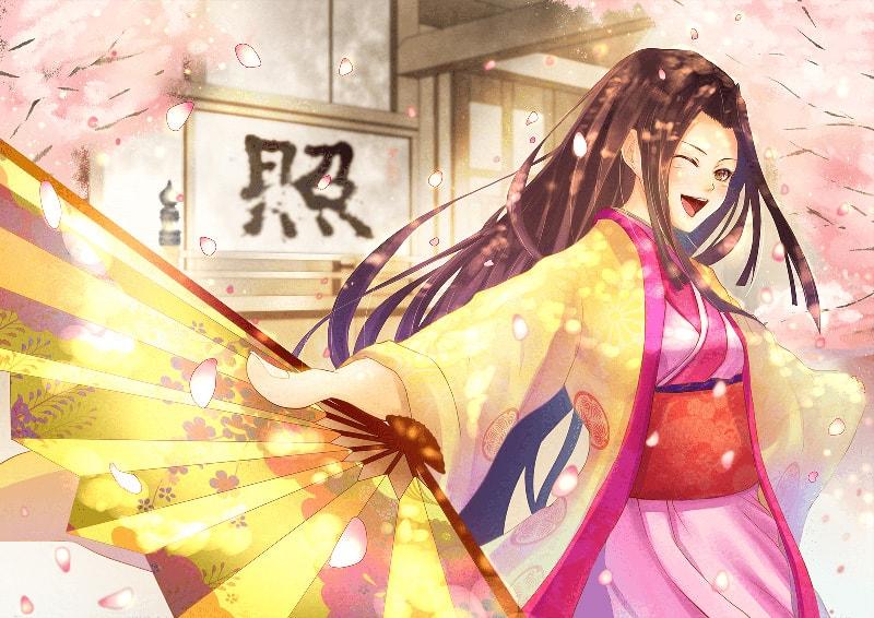 弘経寺で天樹祭開催!満開の桜のもとで静かに眠る千姫さま(常総市)