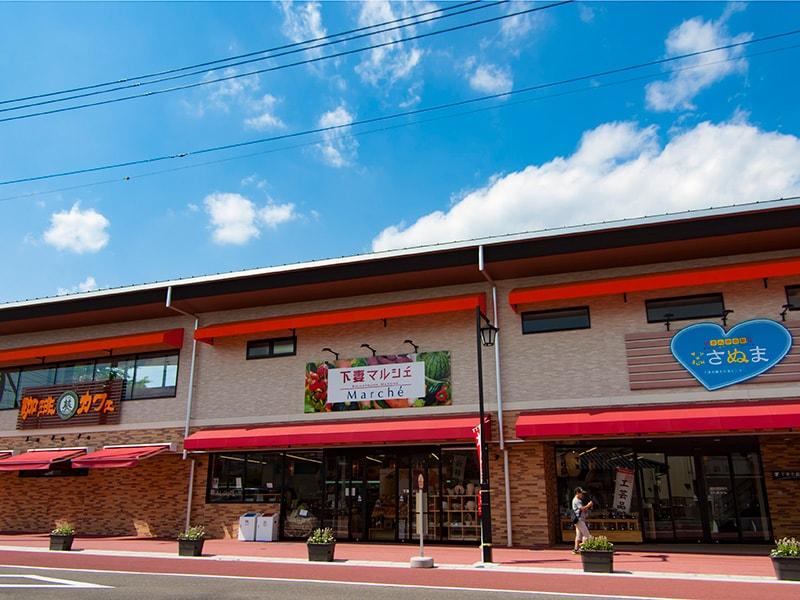 砂沼の目の前『サン・SUNさぬま』グランド・オープン!カフェ・マルシェ・観光案内所が揃った下妻の新名所!(下妻市)