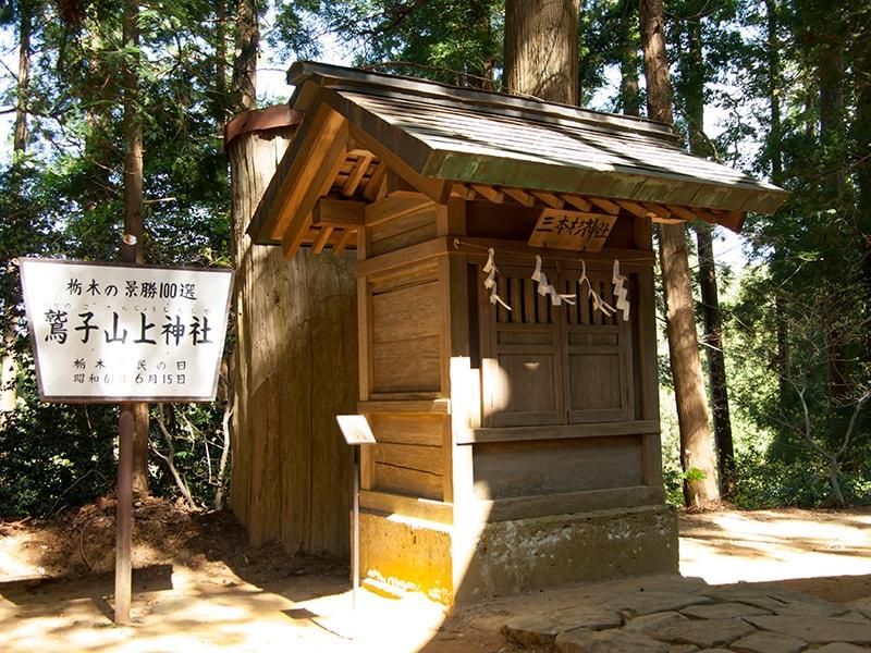 三本杉神社