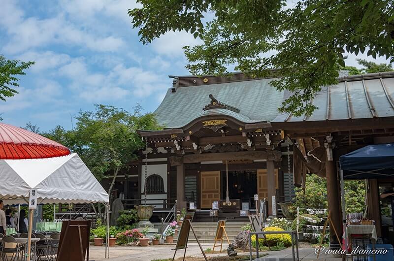 二本松寺本堂