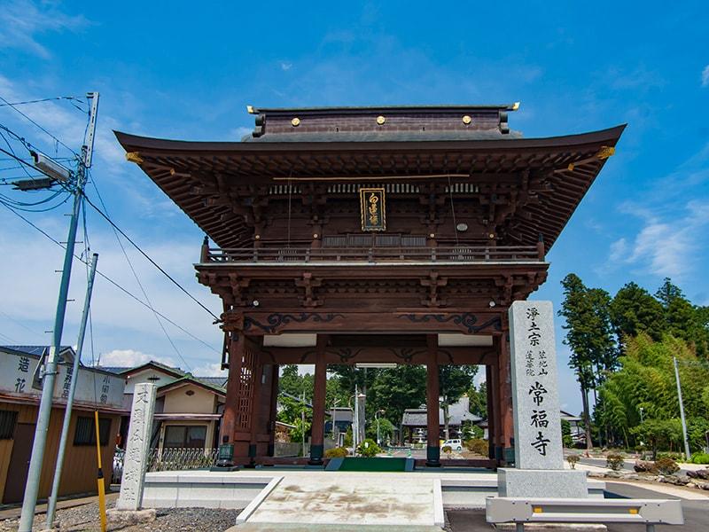 常福寺楼門