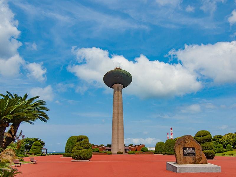 港公園の展望塔1