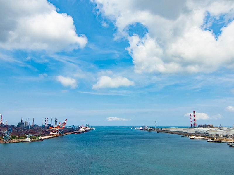展望塔から見る太平洋1