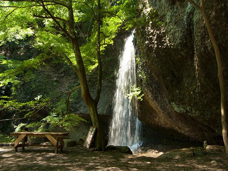 夏だからこそ大子町!久慈川と月待の滝で涼しさ満喫♪(大子町)