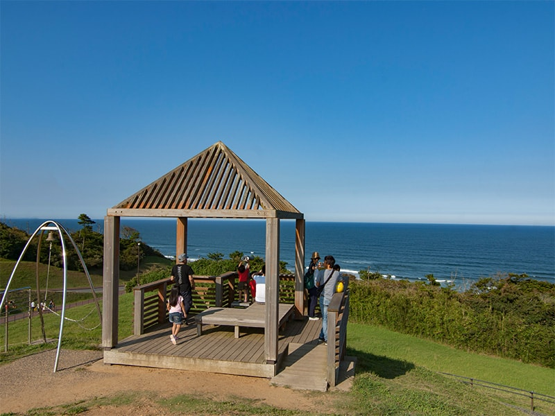 ほんとに無料!?鹿島灘海浜公園の絶景と波の音でリフレッシュしてきました♪(鉾田市)