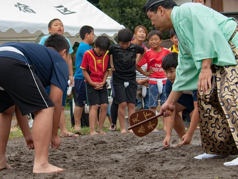 金比羅神社奉納相撲大会4
