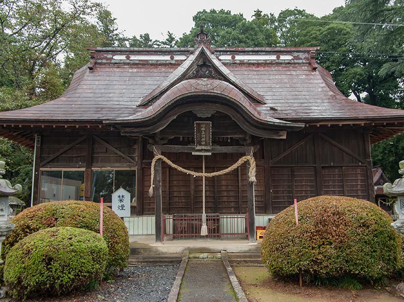 五所神社社殿