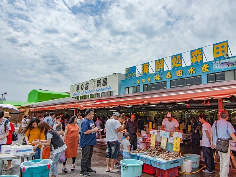 お魚を買ってよし食べてよしの那珂湊!市場とオススメのランチをご紹介♪(ひたちなか市)