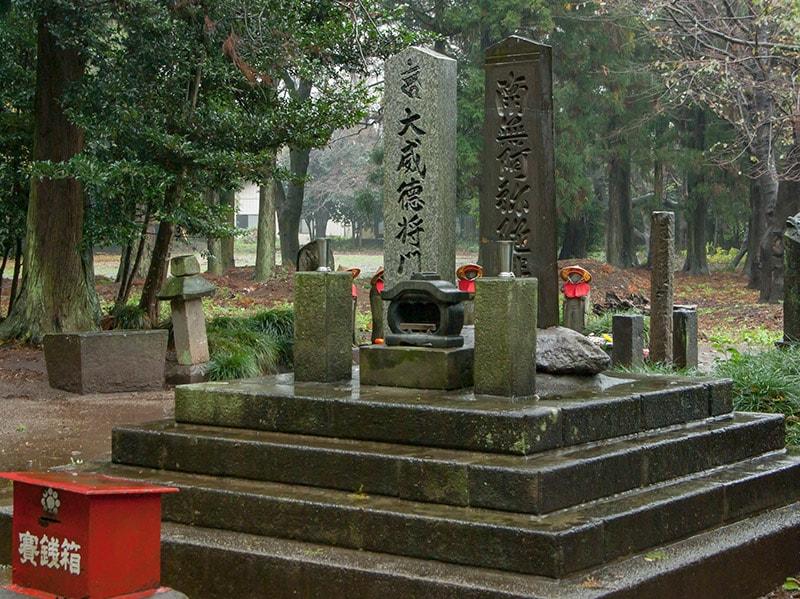 将門ゆかりの石碑
