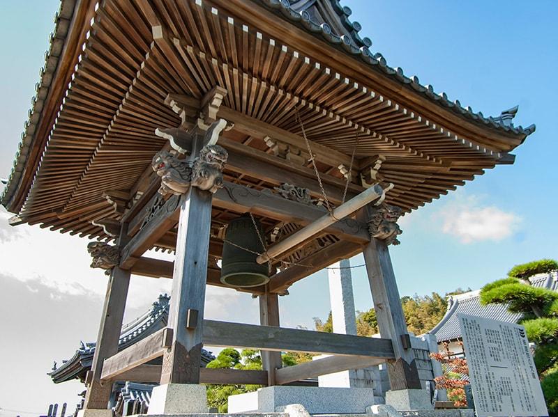 華蔵院の梵鐘