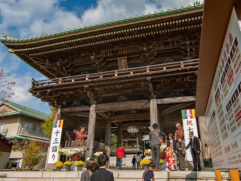 十三詣りといえば茨城の虚空蔵堂!素敵な境内で子どもの成長を祝えます♬(東海村)