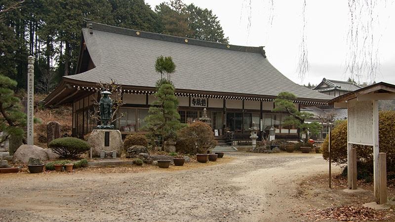 徳蔵寺本堂