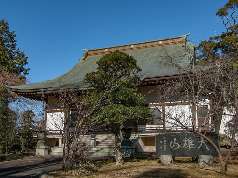 海禅寺本堂
