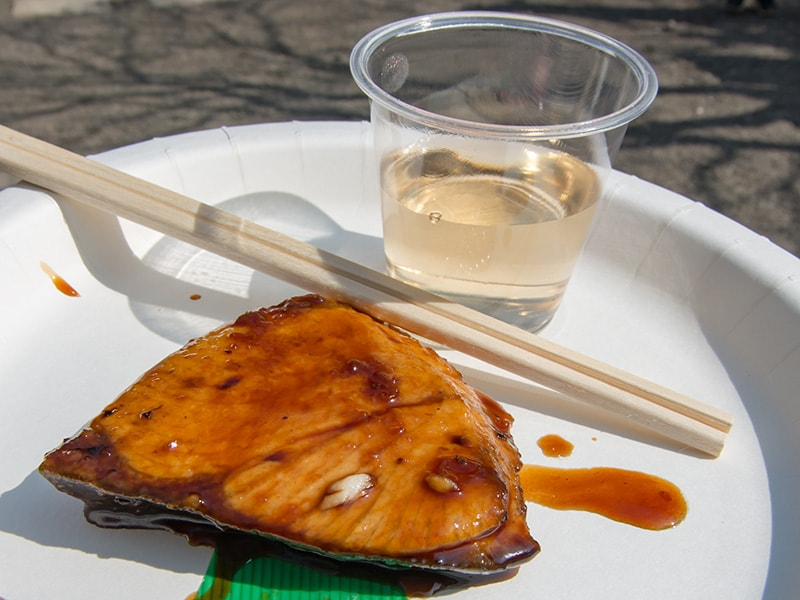 梅酒と料理の「マリアージュ」2