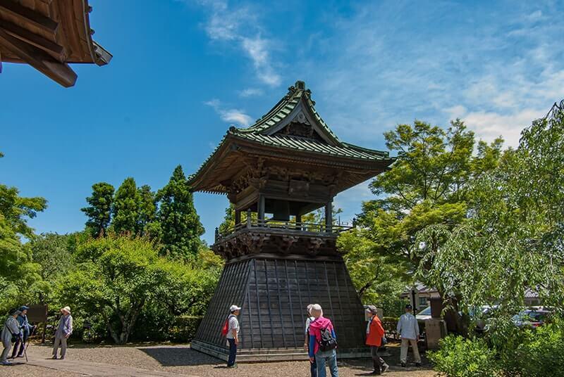 長勝寺銅鐘