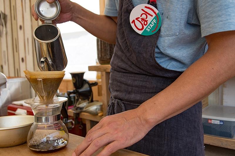 筒井陶房コーヒー