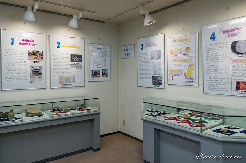 企画展の展示
