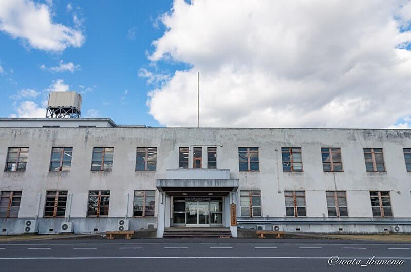 旧司令部庁舎