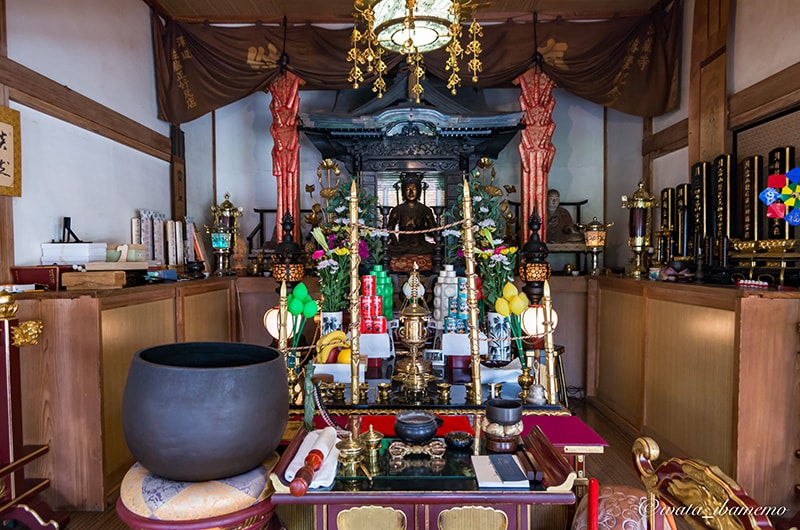 木造十一面観音菩薩坐像(県指定文化財)