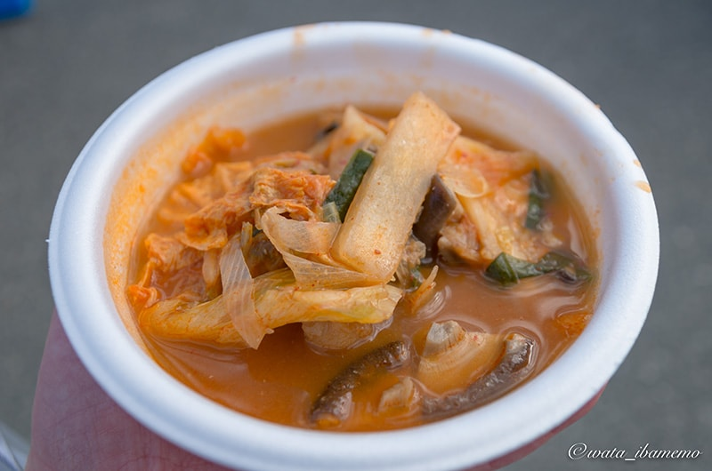 よっこらしょっの韓国風あんこうチゲ鍋