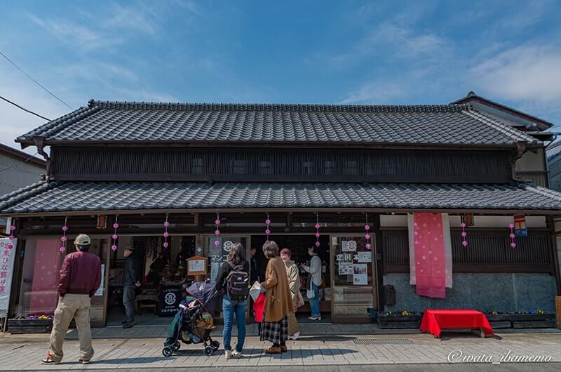 立川醤油店の外観