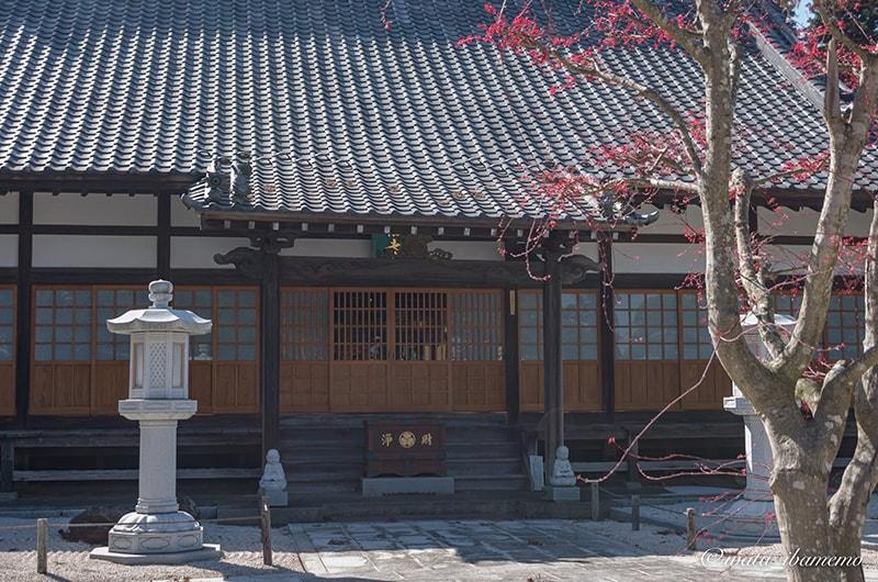 長福寺外観