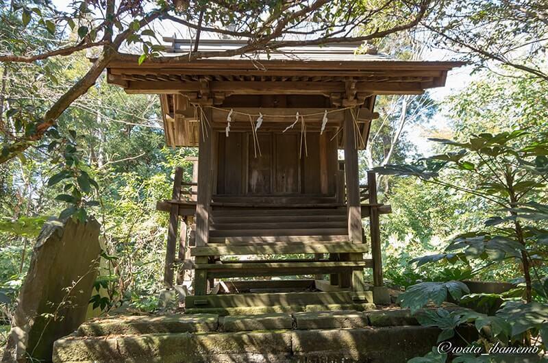 日光大神の社殿