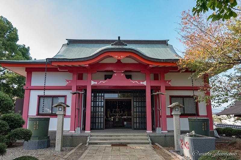 真延寺の本堂
