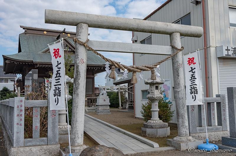 天禄稲荷神社