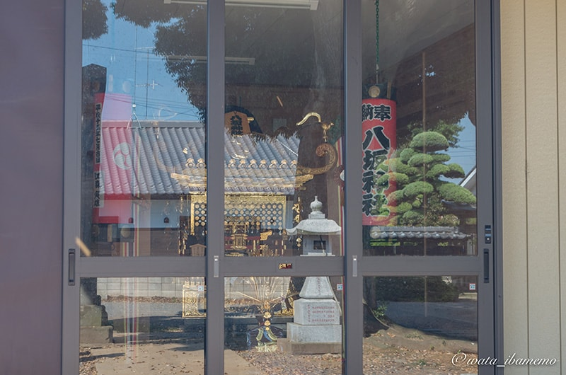 八坂神社兼神輿殿