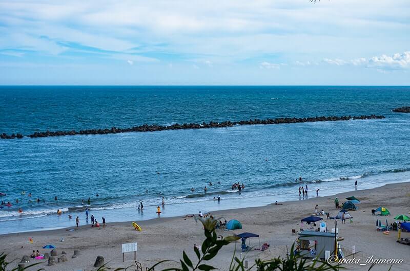 小貝ヶ浜海岸