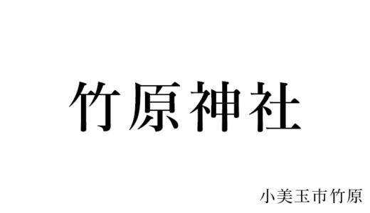 竹原神社のアジサイまつり〜流れ着いた御神体と道鏡の伝説(小美玉市)