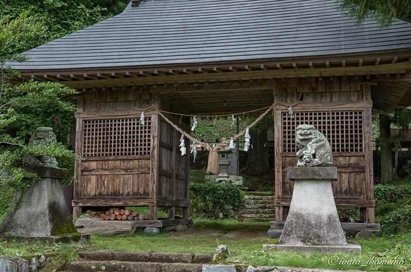 随神門(上野宮)