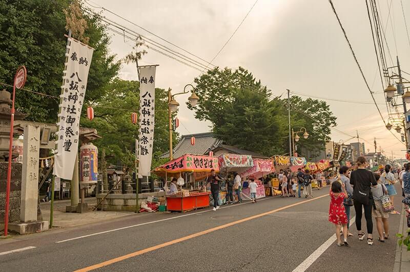 八坂神社の入口