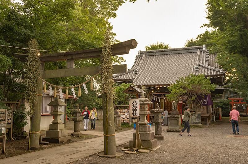 八坂神社(上町)