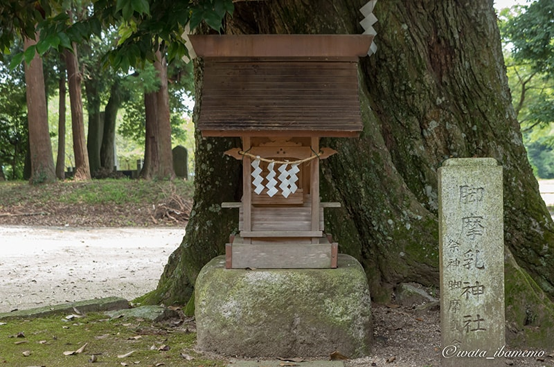 脚摩乳神社
