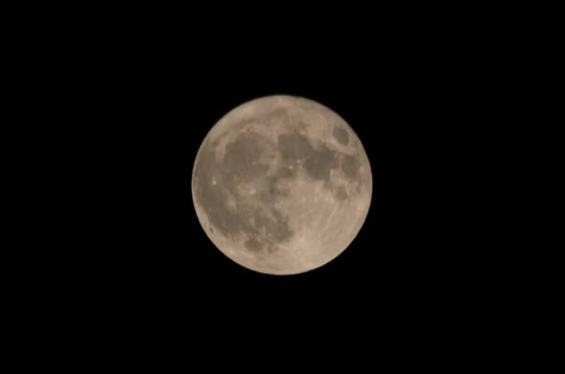 満月に開催