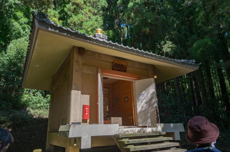 弥勒堂(収蔵庫)