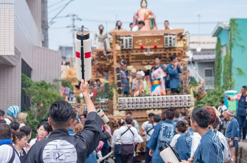 鉾田の夏まつり